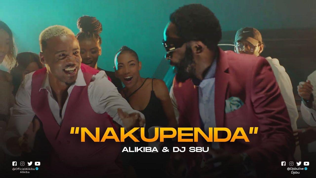 Alikiba & Dj Sbu - Nakupenda (Official Music Video)