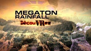 DécouVRez : Megaton Rainfall (PSVR) | Incarnez un super-héros | VR Singe