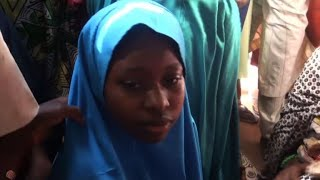 Testimony from schoolgirl kidnapped and released by Boko Haram