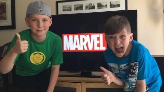 Lego Marvel Super Heroes 2 Trailer Reaction Live
