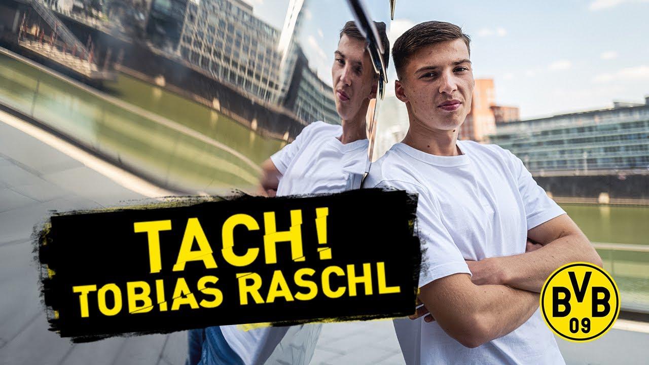 "TACH! Tobias Raschl | ""My journey with BVB"" | BVB-player on focus"