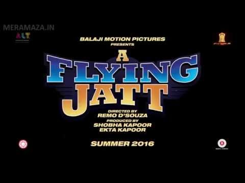 A Flying Jatt Motion Poster new EXCLUSIVE
