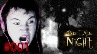 ONE LATE NIGHT #001 - Alleine im Büro (+CAM)