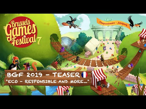 "BGF 2019 - Teaser (FR) - ""Eco - Responsible and more"""