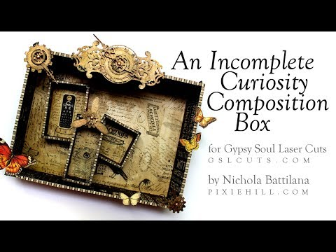 An Incomplete Curiosty Composition Box