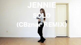 [155CM] JENNIE - SOLO (CBznar remix)