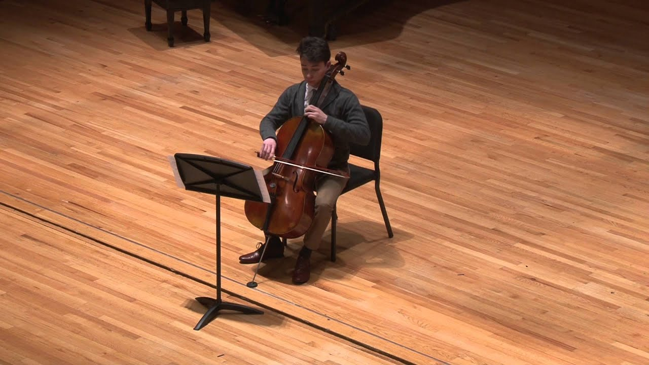 Tyler Taylor - Juniper, for solo cello