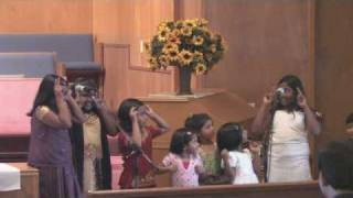 Indian Community Church Revival 2008 Children Special Songs