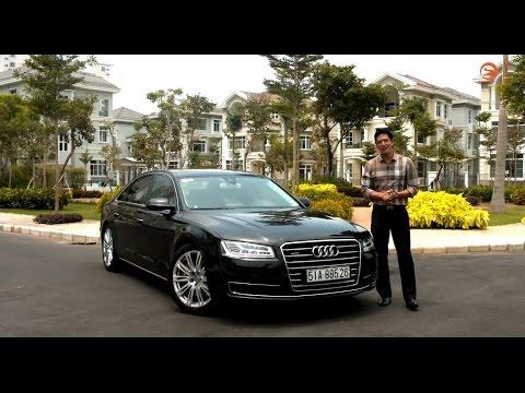 Otosaigon - Diễn viên Bình Minh đánh giá Audi A8L