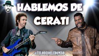 El Chombo presenta : Hablemos de Gustavo Cerati