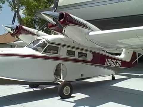 (Sold) Grumman Widgeon G 44 N86638 G44 GAircraft com Seaplane Flying Boat