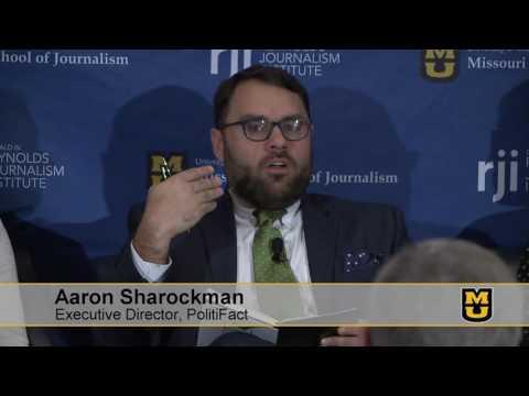 Fact Checking panel | Hurley Symposium 2017