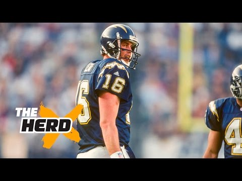 Cowherd remembers liking Ryan Leaf more than Peyton Manning | THE HERD