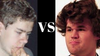 Jon Ludvig Hammer vs Magnus Carlsen : Norway Chess (2015) Rd 9 ·  Queen