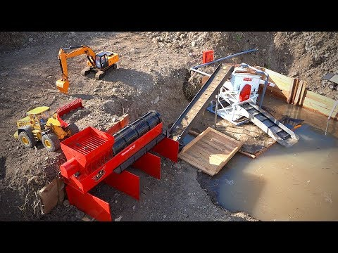 YouTube GOLD - NOT Your Average Mining Show: 1/14 Scale (s1 E4) | RC ADVENTURES