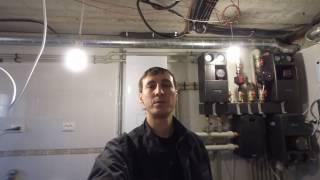 видео Котел напольный газовый Buderus Logano G124-28 WS