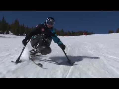 29th National Disabled Veterans Winter Sports Clinic - Miracles on a Mountainside