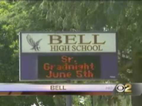 Bell High School Teacher Arrest Youtube