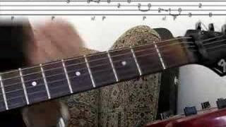 Blues Lesson - E Blues Scale Lick