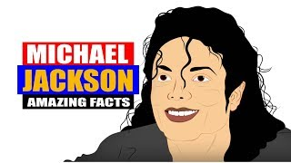 5 Amazing Facts about Michael Jackson | Fun Facts | Biography for Students Cartoon | Educational