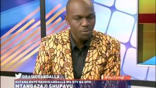 Rashid Abdalla vs  Larry Madowo