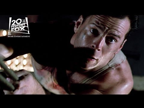 Elizabethany - TRAILER: Die Hard as a Christmas movie