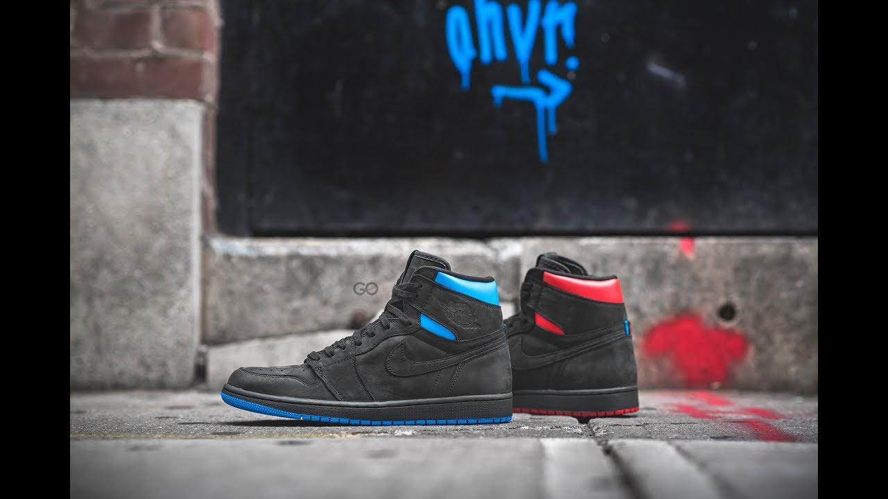 online store 3494e 27e94 Review   On-Feet  Quai 54 x Air Jordan 1 Retro High OG