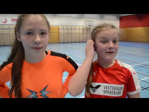 Handball Stokmarknes J12 siste seriekamp