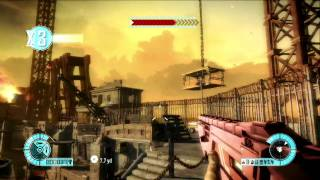 PS3 Bodycount Walkthrough Final Mission Boss (Hard)