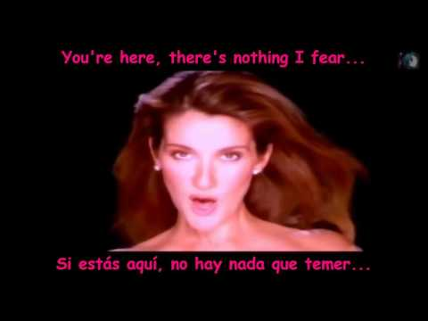 my heart will go on lyrics espanol: