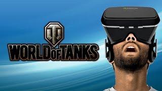 VR коробка - Світ Танків