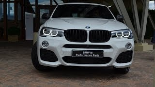 2015 BMW X4 M Performance