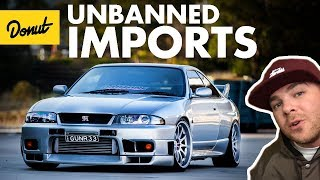 Import Cars You Can Finally Buy In The USA 2018   The Bestest