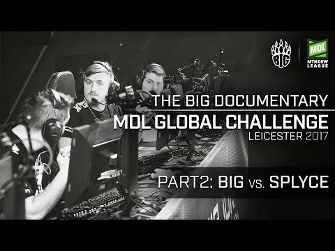 BIG in Leicester - GLOBAL CHALLENGE | PART 2