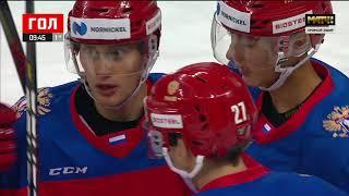 SHO 2020 Матч 4 Сочи Олимпийская сборная России 0 2 Егор Спиридонов