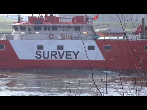 SURVEY MERIDIAN RESEARCH/SURVEY VESSEL