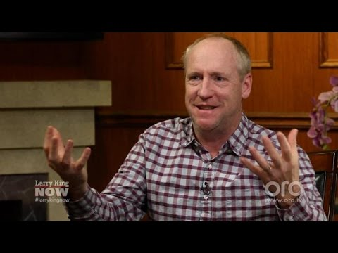 UCB founder Matt Walsh on improv vs. stand-up comedy | Larry King Now | Ora.TV