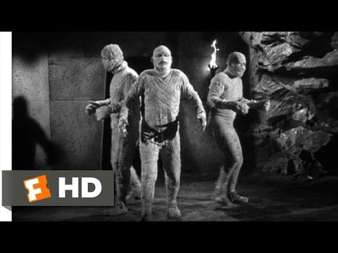 Abbott and Costello Meet the Mummy (1955) - Mummies Everywhere Scene (9/10) | Movieclips Mp3