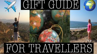 Gift Guide For People Who LOVE TO TRAVEL!! | Passionate Obstetricandi Women