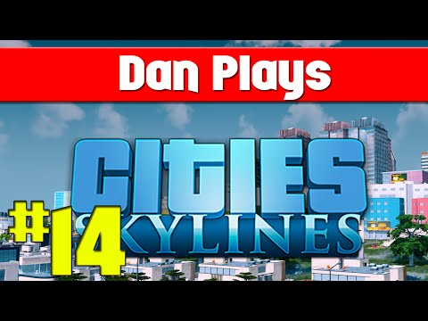 Cities Skylines Lets Play - Episode 14 [South Beach]