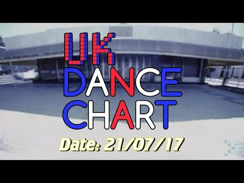UK TOP 40 - DANCE SINGLES CHART (21/07/2017)