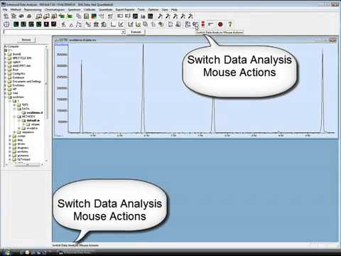 Data Analysis Mouse Actions - MSD Productivity - YouTube