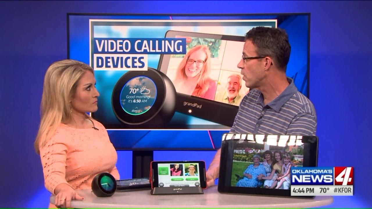 4 seniors: Easy video chatting devices | KFOR com