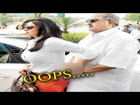 Sridevi Had An Worst Oops Moment In Public | Embarrassing Moment