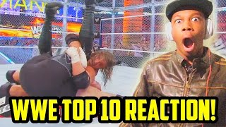 Craziest Kickouts: WWE Top 10 (Over)Reaction!