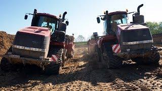Maaßen Erd- und Tiefbau Teil 2 - Hightech auf der Baustelle (Bagger + Traktoren)