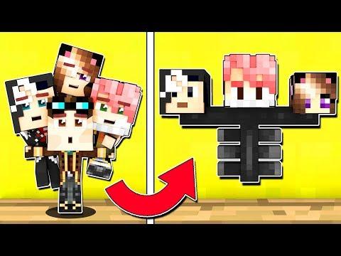 IL MIO COSTUME DA WITHER PER LA RECITA! - Scuola di Minecraft #35