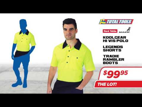 Total Tools 'Back To Work' Adelaide TVC