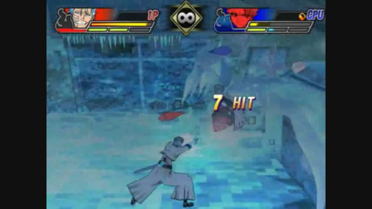 bleach blade battlers 2 ps2 completo