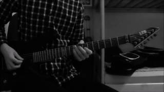 """While She Sleeps - """"Modern Minds"""" clean guitar parts  [HD]"""